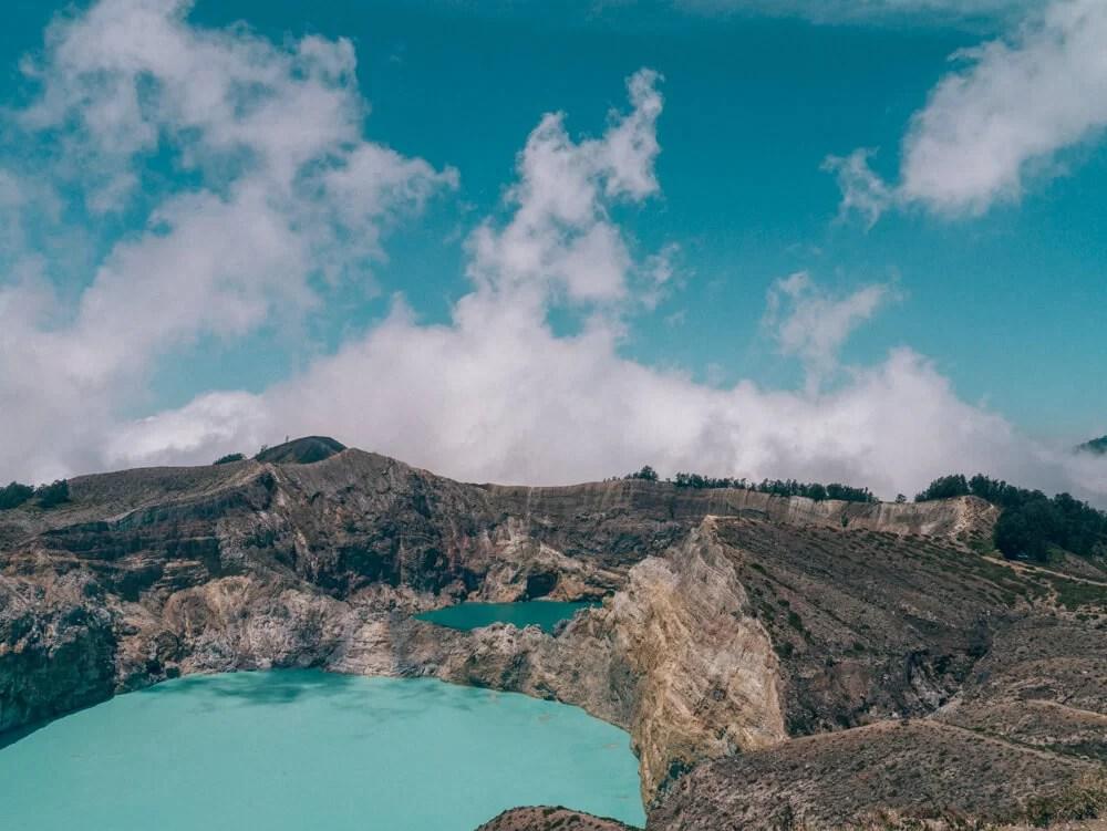 Kelimutu vulkaan