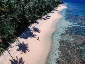 Coral Eye: de perfecte overnachting op Bangka Island, Sulawesi