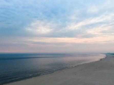 Kamperen aan zee in Kijkduin