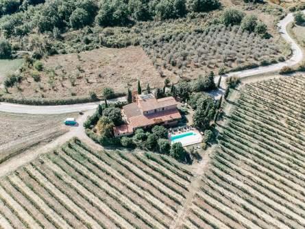 Accommodatie tip voor Montepulciano: Tenuta S. Agnese