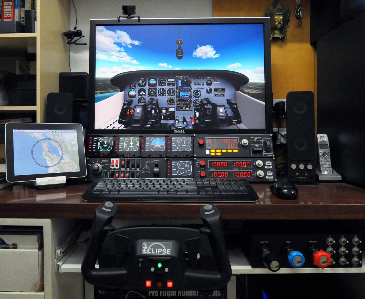 Trainz Simulator + Griffin Powermate - Justin Foell