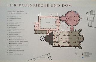 Plan Dom-Liebfrauenkirche