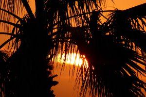 Sonnenuntergang Teneriffa