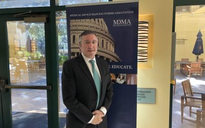Spotlight: Mark Leahey, MDMA CEO and Fogarty Institute Board Member