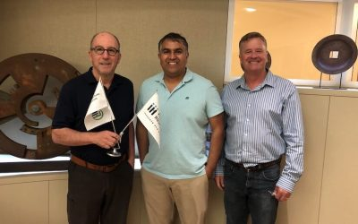 Raydiant Oximetry Raises Series A Funding; Graduates from Fogarty Institute