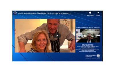 American Association of Pediatrics 2020 Ladd Medal Presentation