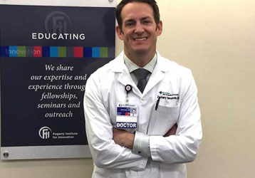 Q&A with Zachary Edmonds, MD, Palo Alto Medical Foundation Hospitalist; Fogarty Institute Mentor