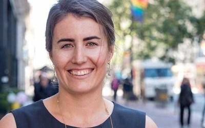 Monthly Spotlight: Kate Garrett, Ferolyn Fellow