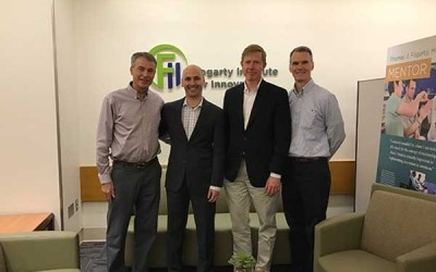 Institute strengthens partnership with the FDA with mutual goal to bring innovative technologies to patients faster