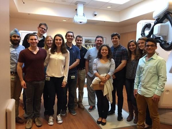 Summer internship program helps spark long-term interest in healthcare