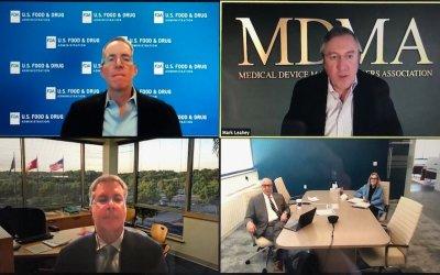 The MDMA 2021 FDA Forum Highlights Numerous Advances in Unprecedented Year