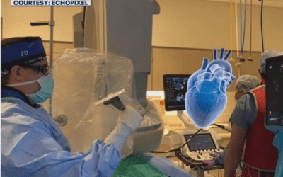 Minnesota health system 1st in world to use 4D hologram tech