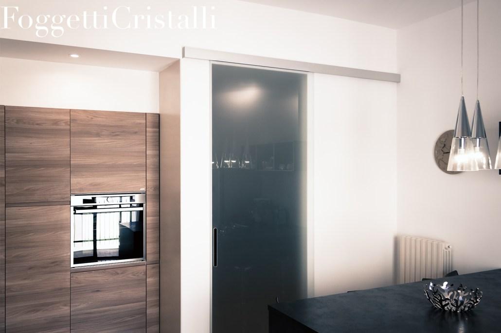 portfolio porte in vetro scorrevoli o battente foggetti cristalli ...