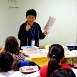 巴黎佛光中文學校开学-學員人數明顯成長
