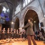 巴黎【神聖之夜】跨宗教音樂會,法華禪寺受邀出席