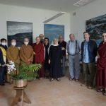 法國Jouarre修道院跨宗教聯誼交流會