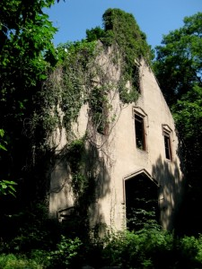 Former Mule Barn