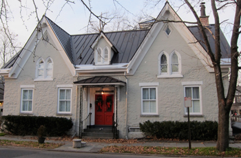 Elmendorf House - Main Street
