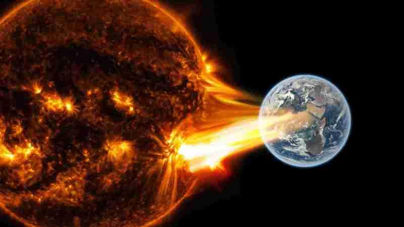Güneş fırtınaları Dünya'yı etkiler mi
