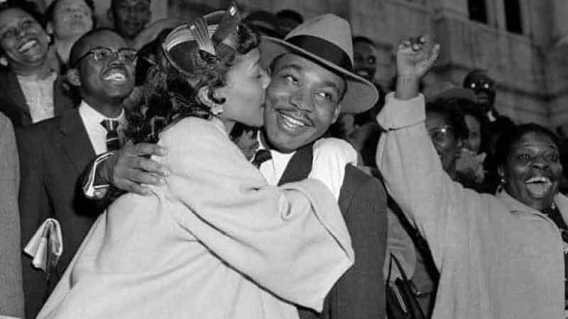 Martin Luther King Hayatı