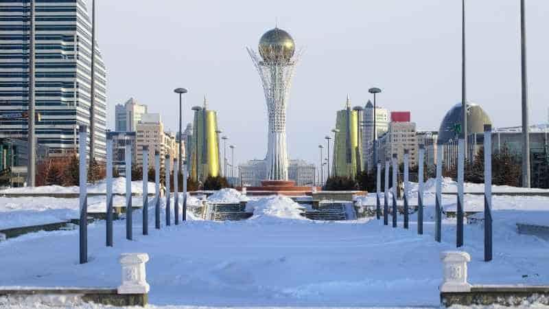 kazakistan astana