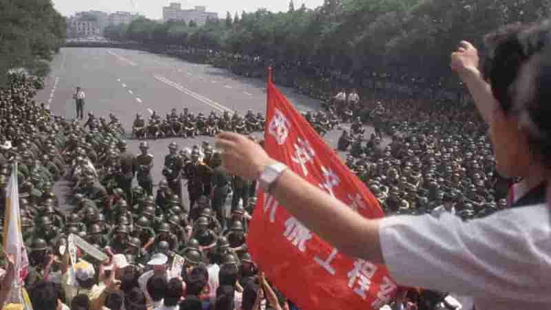 Tiananmen protestoları