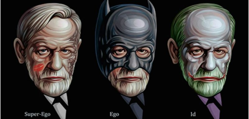 freud: id, ego, süperego
