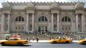 New York Metropolitan Sanat Müzesi