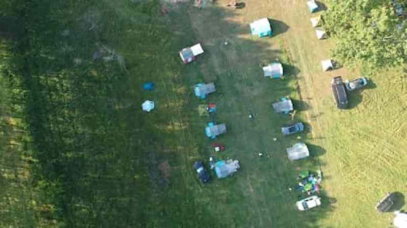 salas kamp alanı kıyıköy