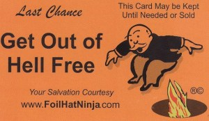Get Out of Hell Free card