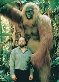 Munns and a fake Bigfoot