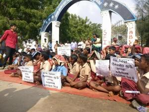 Thoothukudi Sterlite protest