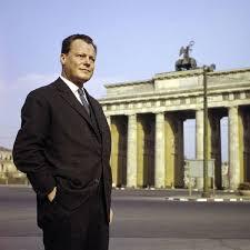 Resultado de imagen para Fotos de Willy Brandt