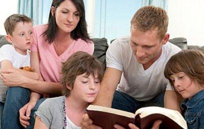Mendidik Anak Sejak Dini