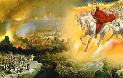 3 KEHEBATAN KRISTUS DALAM KEDATANGAN-NYA KEDUA KALI