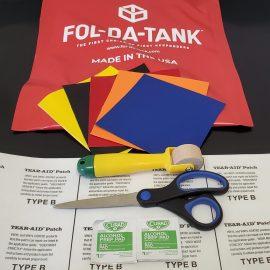 Field Emergency Repair Kit (Tear-Aid)