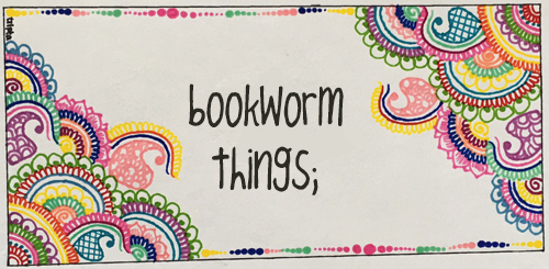 bookworm things