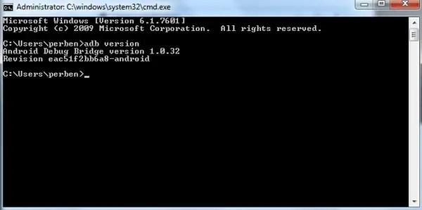 Cara Install ADB Dan Fastboot Pada Windows, Mac OS dan Linux