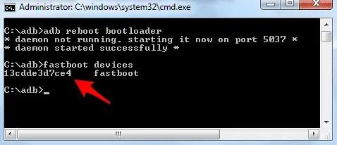 cara masuk fastboot otomatis
