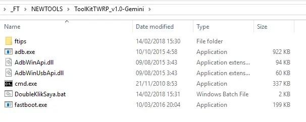 Cara Pasang / Install TWRP Recovery Dan Root Xiaomi Mi5 (Gemini)