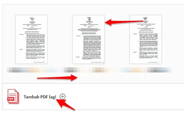 Cara Menggabungkan File PDF