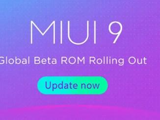 Cara Update / Flashing ROM MIUI 9 Global Dev Xiaomi Semua Tipe