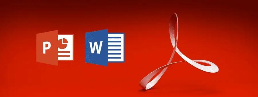 Cara Mengubah/Convert PDF Ke Word, Excel, PowerPoint Dan Gambar