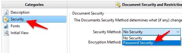 Cara Mengunci (Proteksi)/Memberi Password Dan Agar File PDF Tidak Bisa Di Print