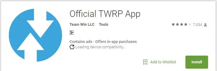 aplikasi TWRP