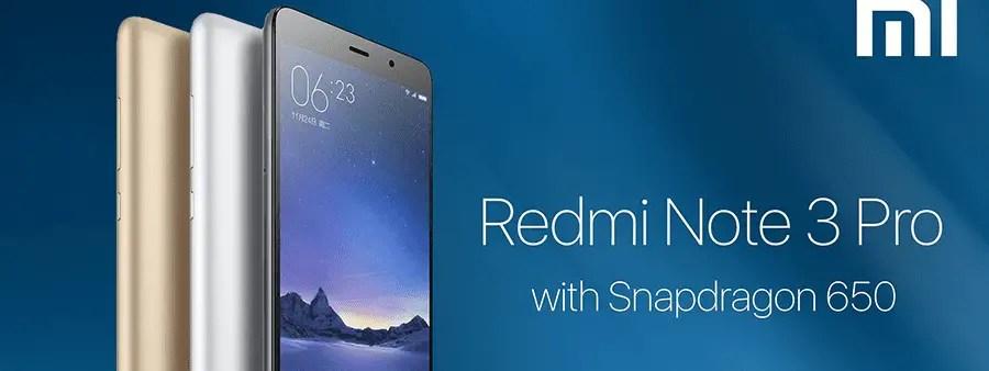 Cara Mengembalikan Stock Recovery Bawaan Redmi Note 3 Pro