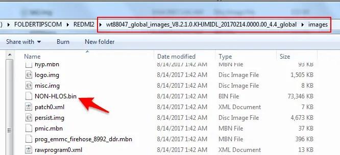 cara update script fastboot rom redmi 2