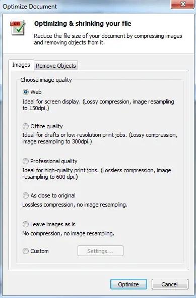 kompres pdf dengan nitro pro 8