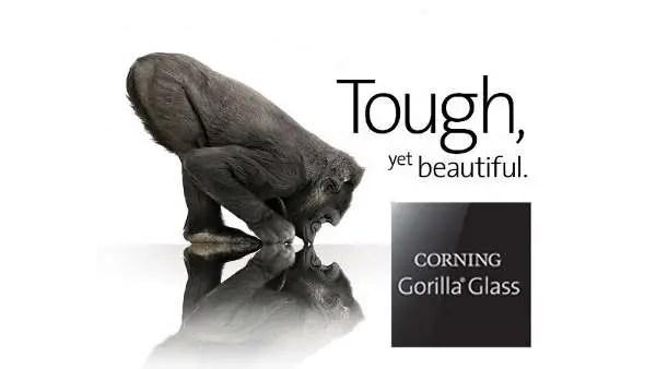seberapa kuat gorilla glass