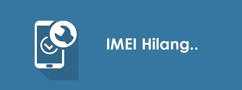 Cara Mengatasi Sinyal Dan IMEI Hilang Redmi Note 3 Pro (Kenzo)